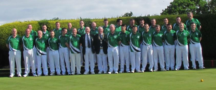 IBA International Team 2015